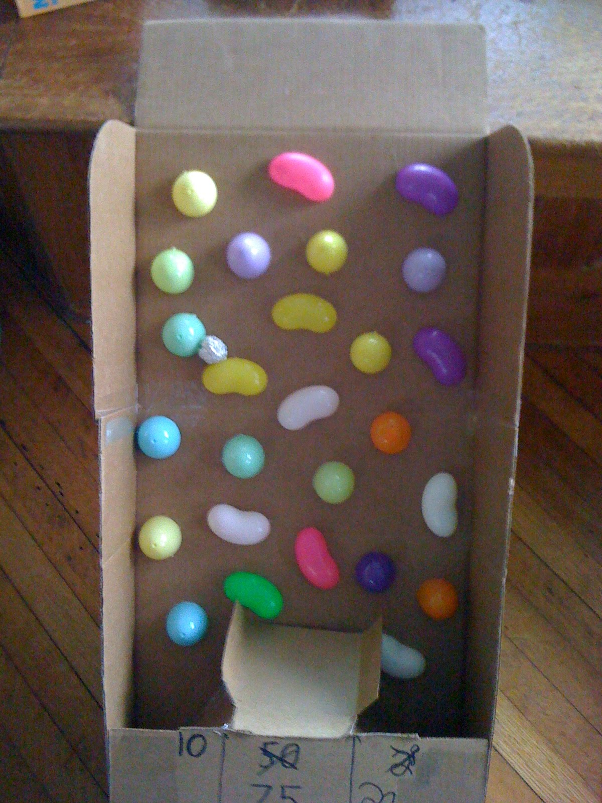 easter egg plinko fun - your therapy source