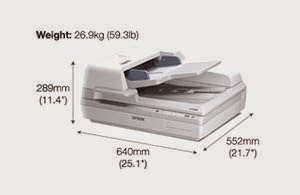 epson workforce ds 60000 scanner