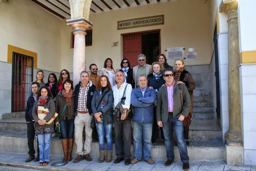 Ceheg n actualidad responsables de oficinas de turismo de for Oficina turismo murcia