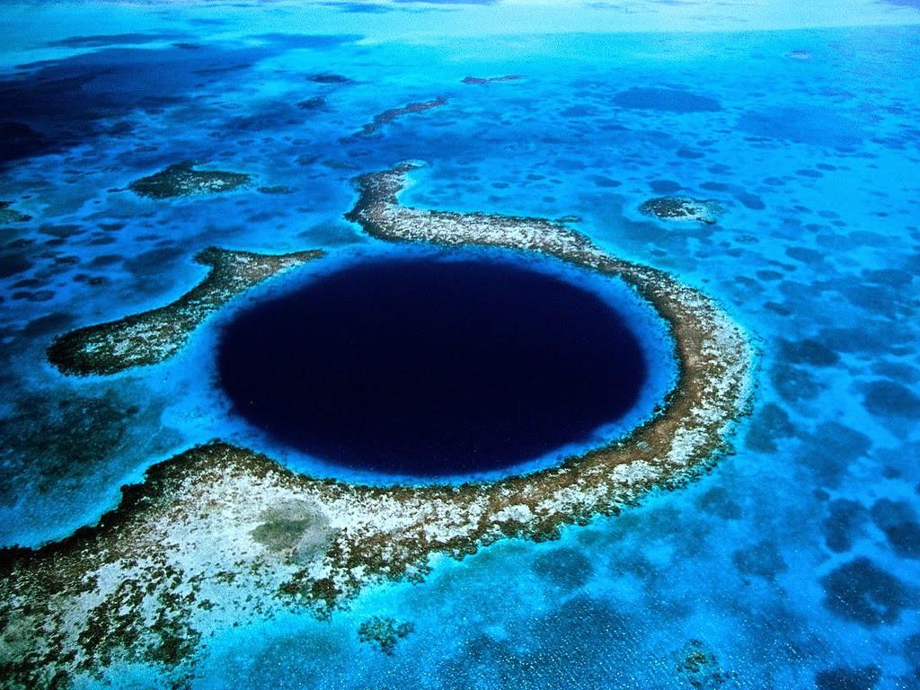 El gran agujero azul – Belice