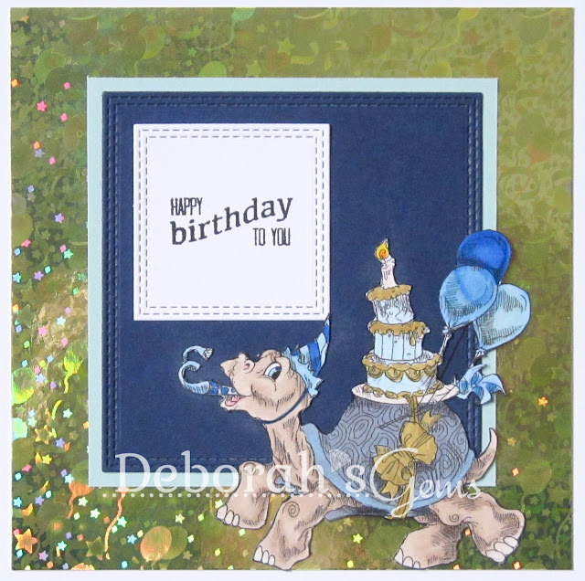 Happy Birthday to you - photo by Deborah Frings - Deborah's Gems