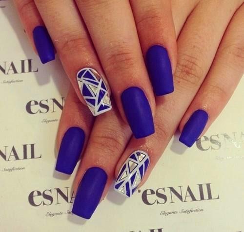 Pink Nail Design...