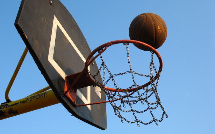 ring bola basket