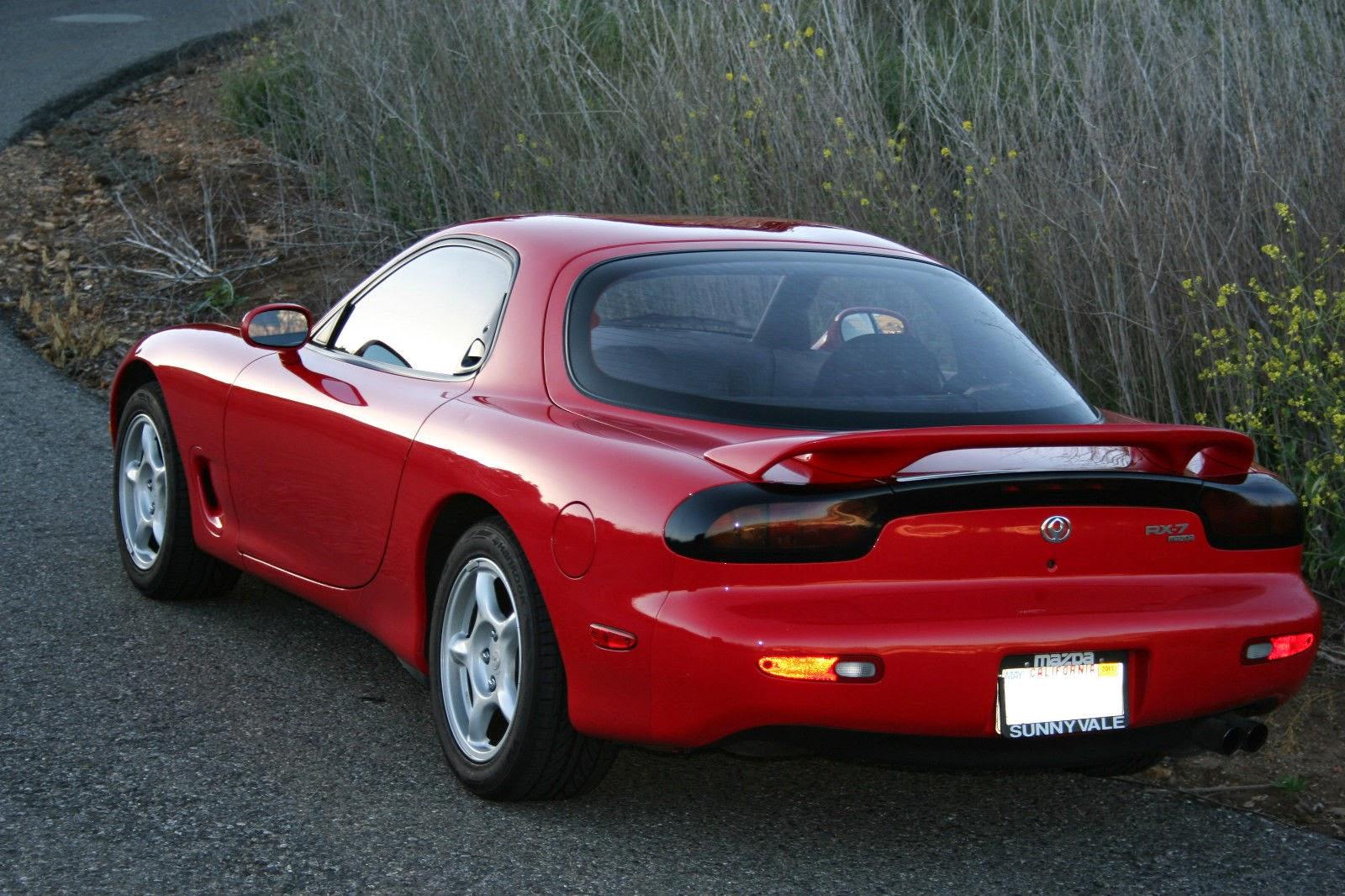 1993 Mazda Rx 7 Twin Turbo Auto Restorationice
