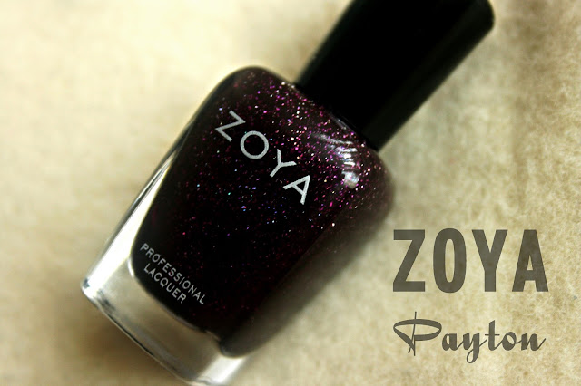 Zoya Nail Polish in Payton Review, Photos & Swatches