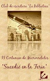 """Libro del II certamen de Microrrelatos """"Sucedió en la Feria"""""""