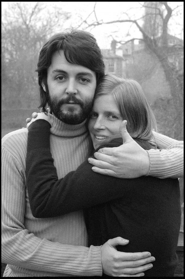 Paul & Linda McCartney Линда И Пол Маккартни Сердце Деревни