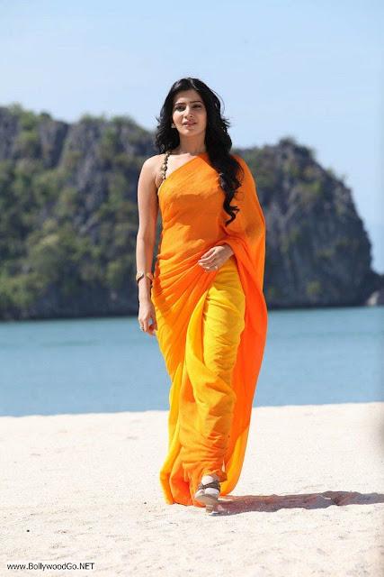 samantha-in-orange-saree+(17)