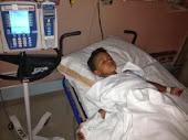 Noah's 1st ER Visit