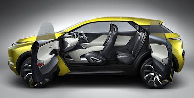 SUV MITSUBISHI eX Concept