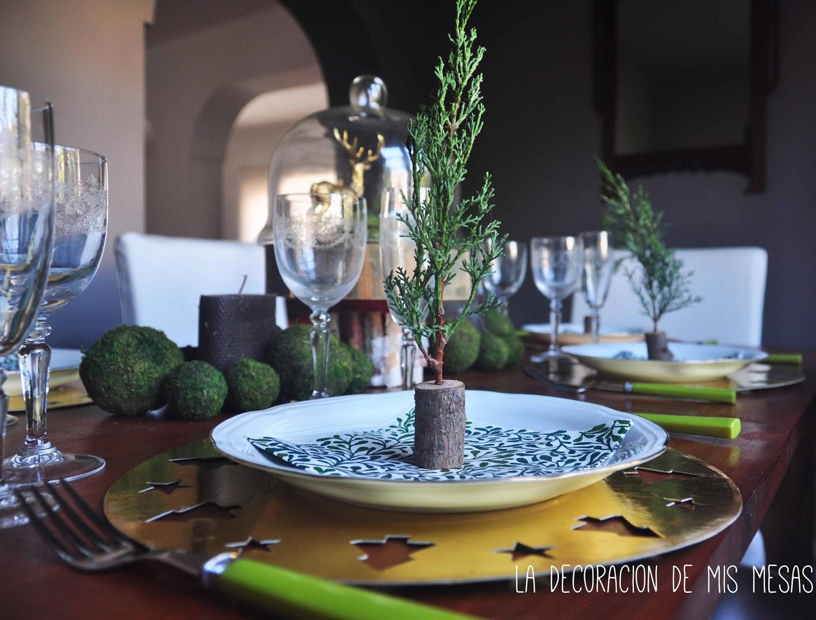 Navidad Decoracion Mesa ~ la decoraci?n de mis mesas Decoracion Mesa de Navidad 2015