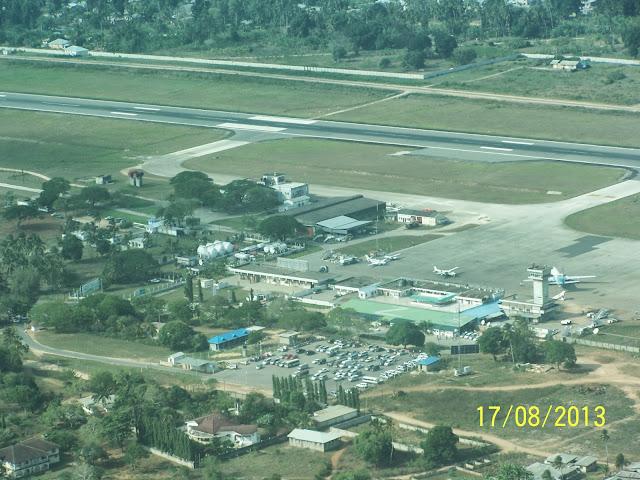 Abeid Aman Karume International Airport - Zanzibar