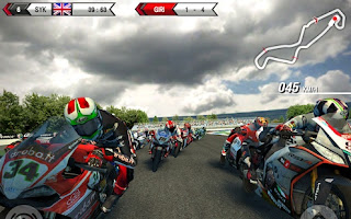SBK15 Official Mobile Game Mod Apk