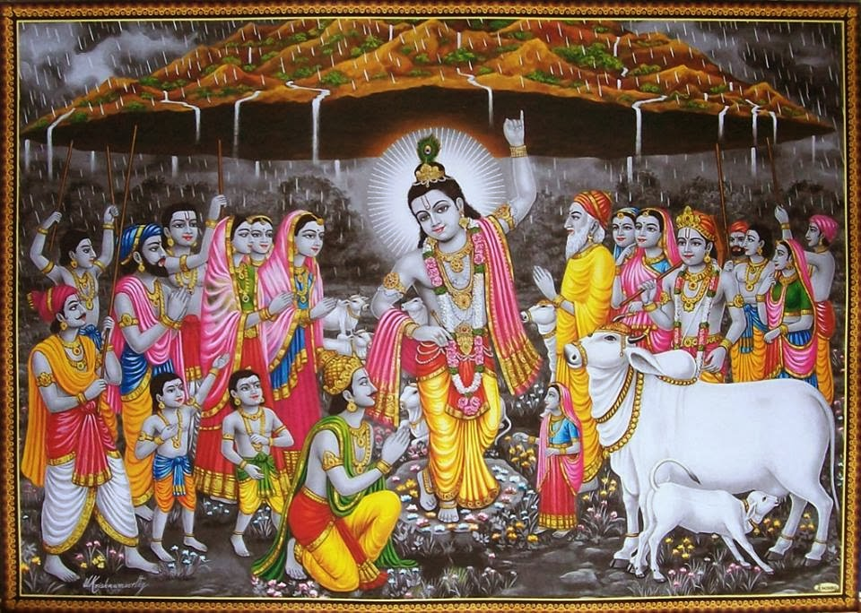 Image result for govardhana
