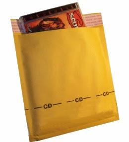 牛皮紙氣泡信封