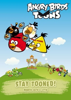 Angry Birds Toons - Desenho Animado Torrent Dublado 720p Bluray HD