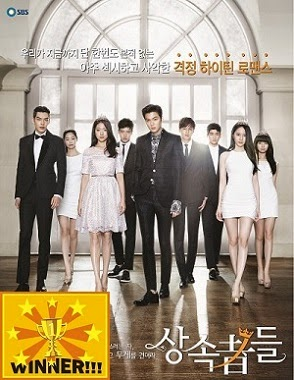The Best Korean Drama of 2013 - The Heirs