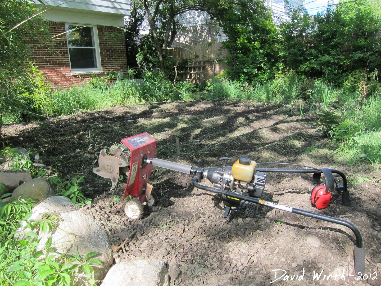 Vegetable garden rows - Vegetable Garden Rows