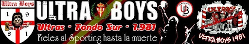Blog de Canticos de Ultra Boys Gijón 1981, Ultras Real Sporting!