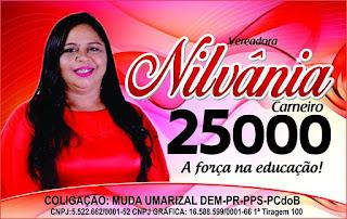 NILVÂNIA  CARNEIRO