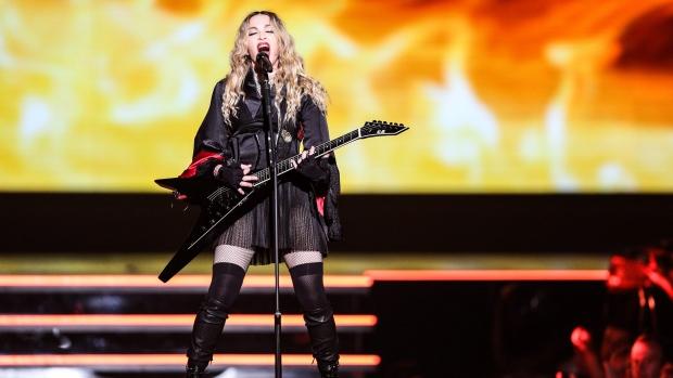 Madonna llegará a México con su Rebel Heart Tour