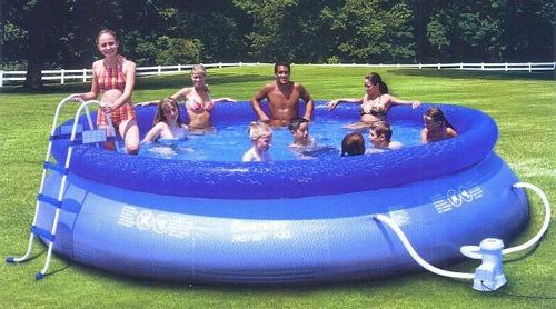 Marcas de piscina infl vel mundo aki for Aki piscinas hinchables