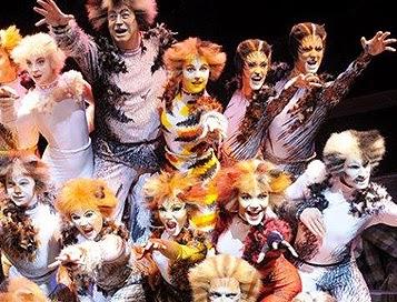 המחזמר Cats בישראל - נובמבר 2014