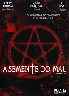 A Semente Do Mal DVDRip XviD - Avi - Dual Audio