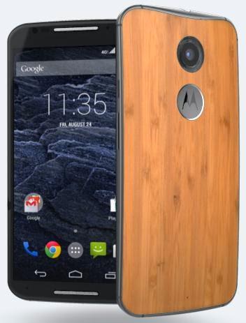 Layouts: Motorola Moto X 2nd Gen - Moto X 2014
