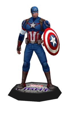 Marvel Captain America Papercraft Papercraft Paradise
