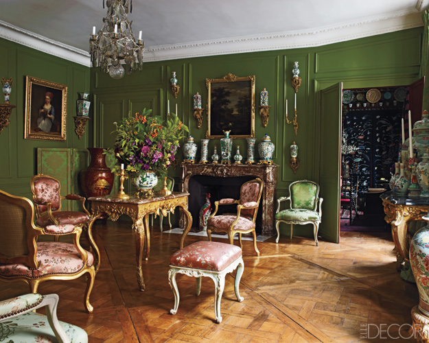 Chinoiserie Chic Andrew Gn 39 S Paris Apartment