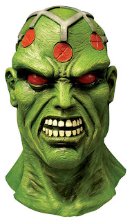 Brainiac Character Review - Mask