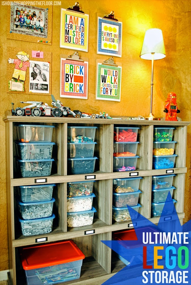 Ultimate Lego Storage
