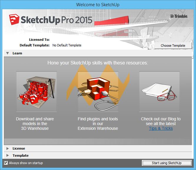 SketchUp Pro 2015 Full Crack