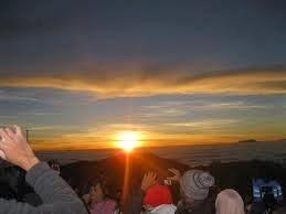 Sunrise Gunung Bromo Jawa Timur