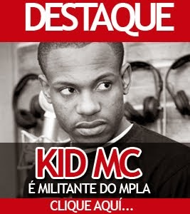 KID MC MILITANTE DO MPLA