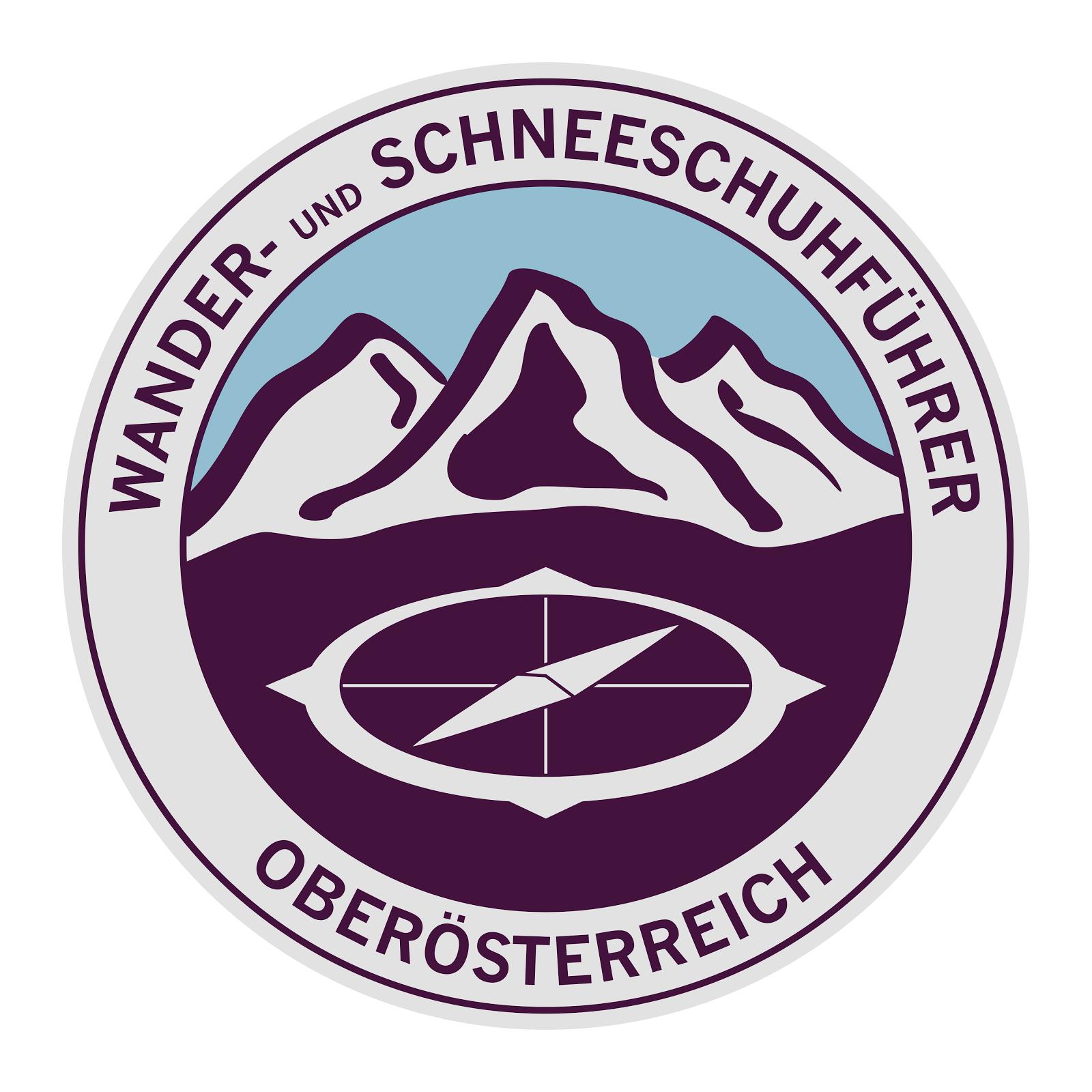Abzeichen OÖ Wander- & Schneeschuhführer