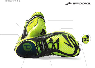 brooks puredrift review