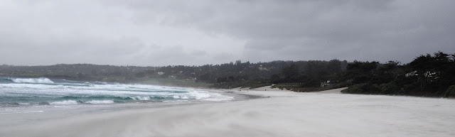Carmel Beach Panorama