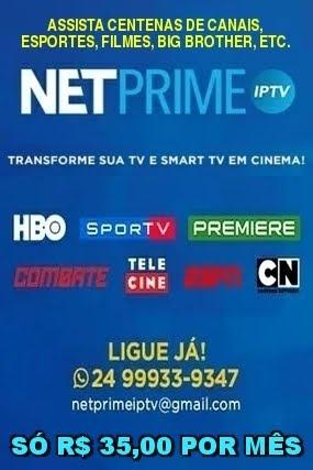 NET PRIME IPTV