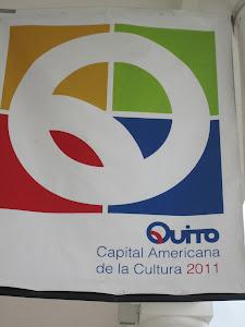 Quito Capital Americana de la Cultura 2011
