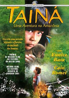 Tainá: Uma Aventura Na Amazônia - DVDRip Nacional