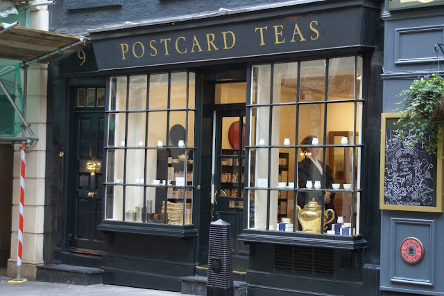 Postcard Teas London