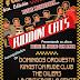 Riddim Cats en Tamashi. sushi & Coffee Sábado 20 de Septiembre 2014