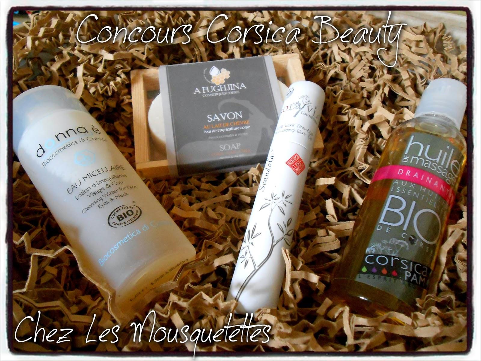 Concours Corsica Beauty - Les Mousquetettes©