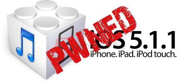 iOS 5.1.1 PWNED