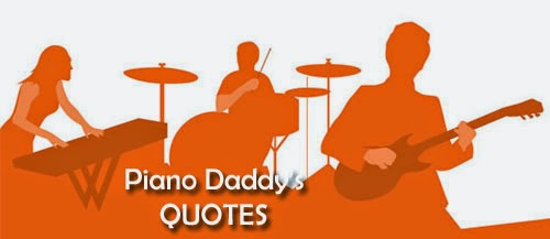 Piano Daddy Quotes