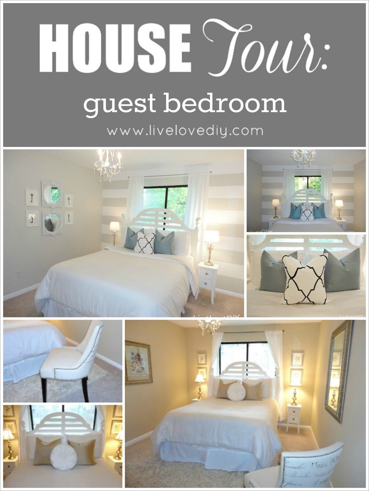 Guest bedroom ideas budget - Post About The Guest Bedroom