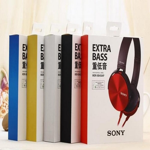 Headphone Sony Mdr Xb 450