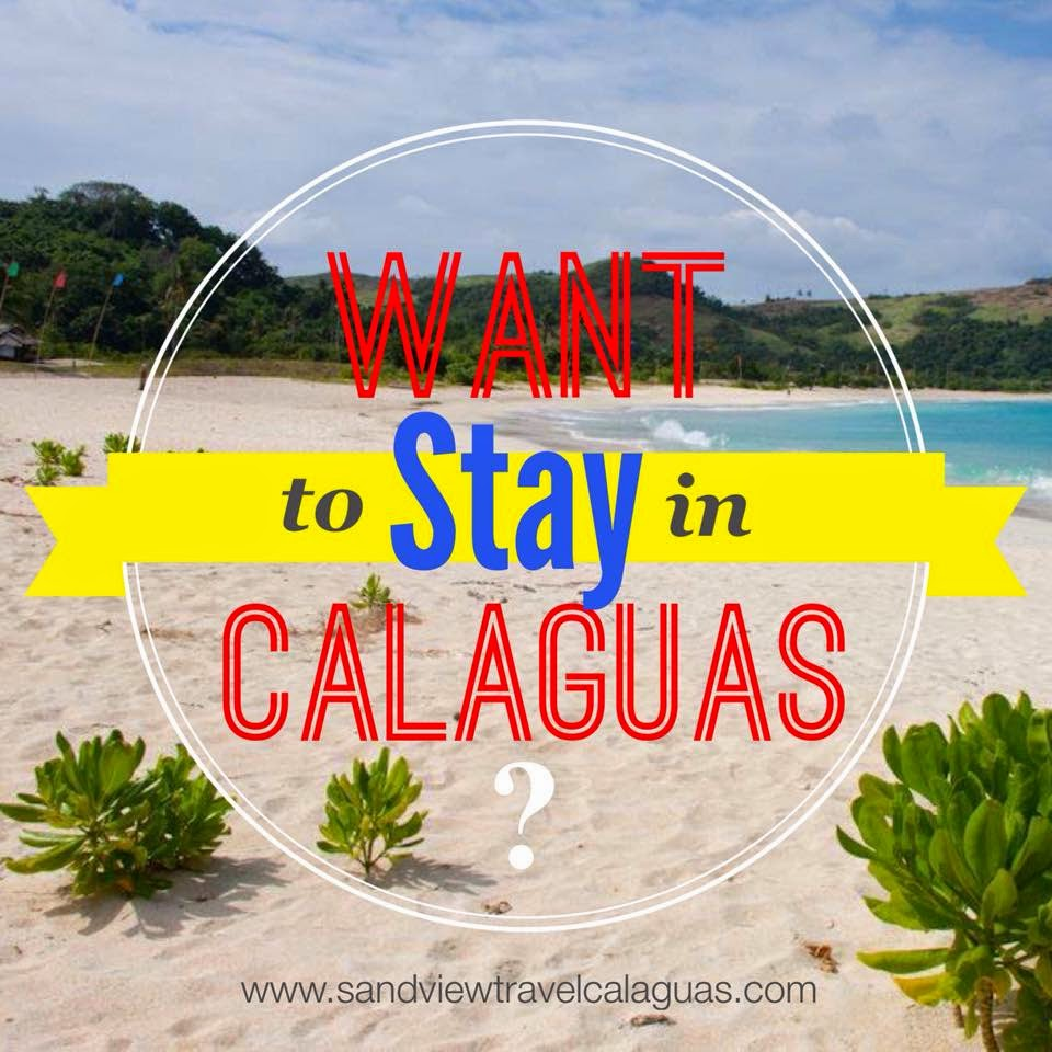 In My Bucketlist:Explore Calaguas with Sandview Travel Calaguas